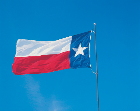 The stars at night, are big and bright. Deep in the heart of Texas...