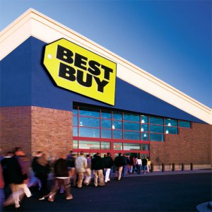 Remember When the Lines at Best Buy used to be that long?