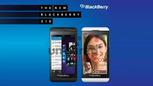 Blackberry is back.