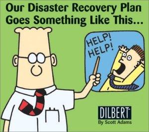 Dilbert has needs.